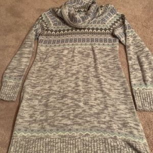 Maurice's long sweater size Xl